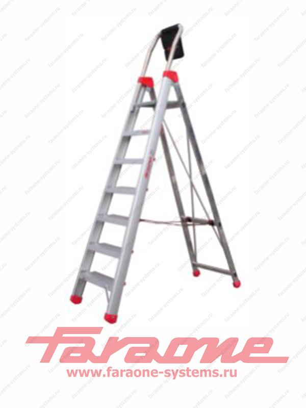 Супер профессиональная алюминиевая лестница Faraone D SDOMUS 04